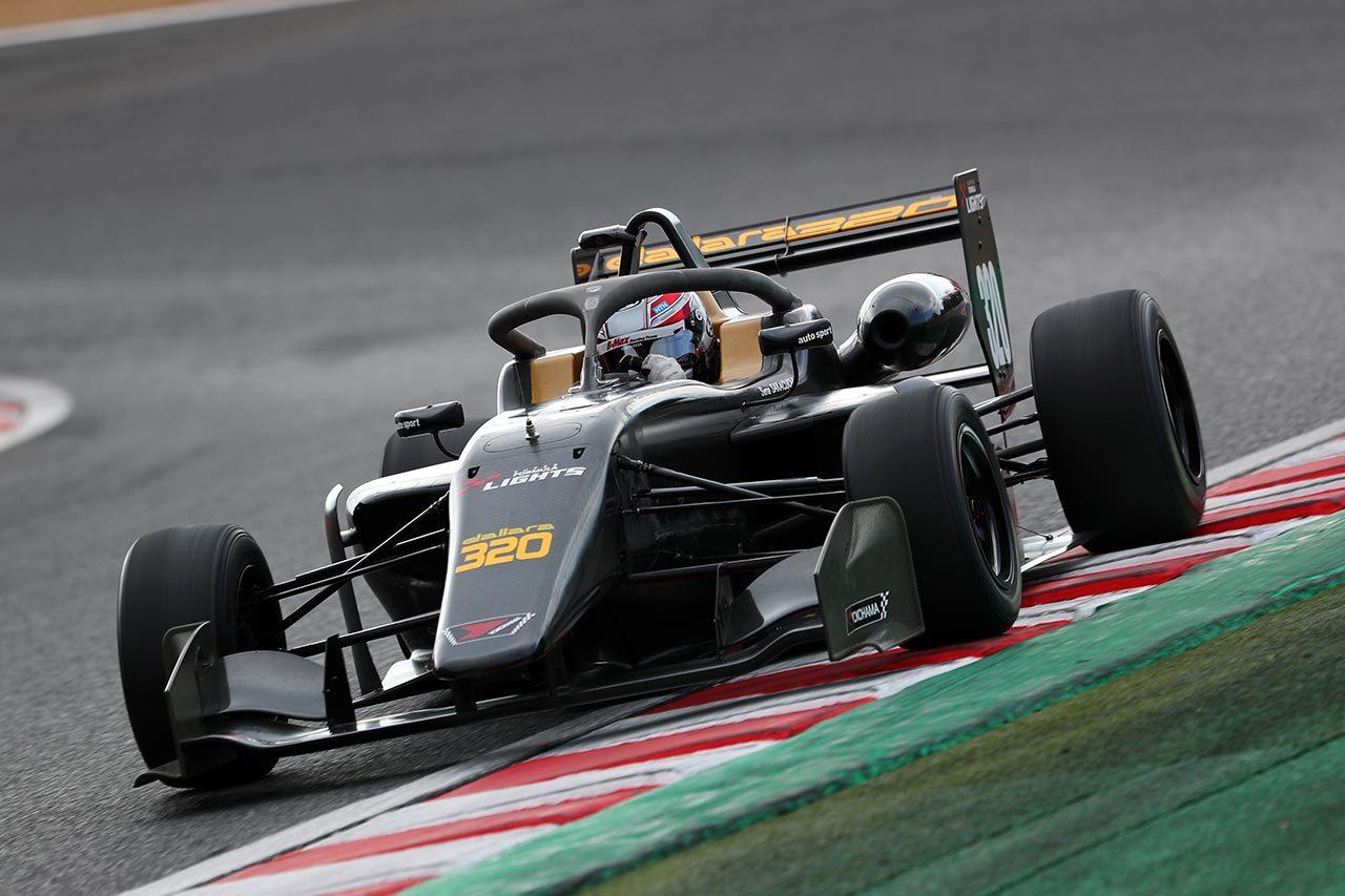 全日本F3選手権鈴鹿合同テスト:2日目も阪口晴南がトップタイム。午前には1分49秒台に