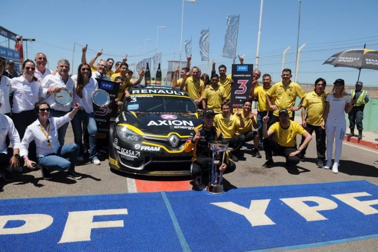 海外レース他 | アルゼンチンのSTC2000、トヨタ戴冠ならず。ルノースポールが戦略勝ちでチャンピオン
