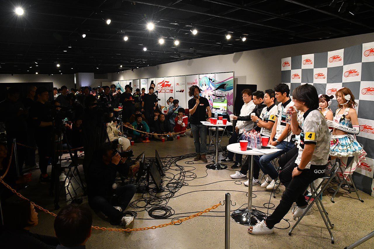 スーパーGT:GOODSMILE RACING & TeamUKYOが2020年体制を発表。谷口&片岡コンビ継続もメルセデス新車を投入