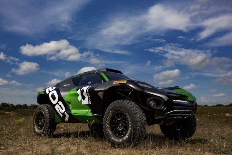 ラリー/WRC | 電動SUVシリーズ『エクストリームE』、開催初年度となる2021年開催スケジュール発表
