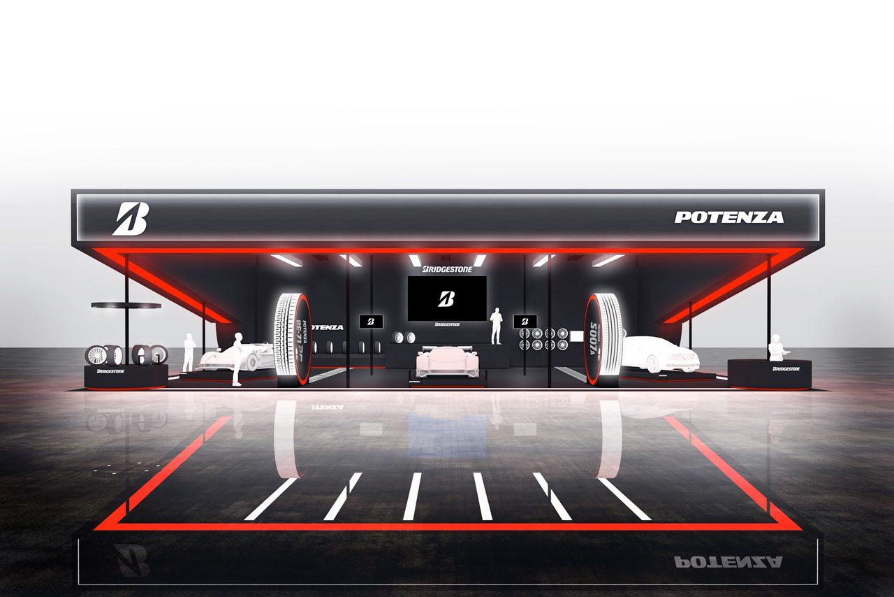 佐藤琢磨トークショーやスーパーGT車両展示のブリヂストン。東京オートサロン出展概要を発表