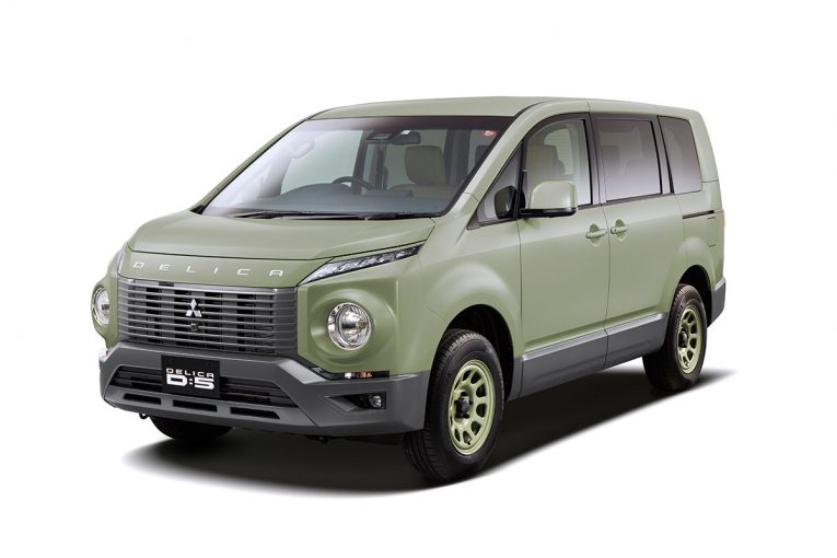 クルマ | テリー伊藤プロデュース車両も。ミツビシ、東京オートサロンに新型軽スーパーハイトワゴンなど出展