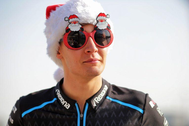F1 | 【SNS特集】F1ドライバーたちのクリスマス:ライコネンがトナカイに。アグリー・セーター、誰が一番ダサかっこいい?