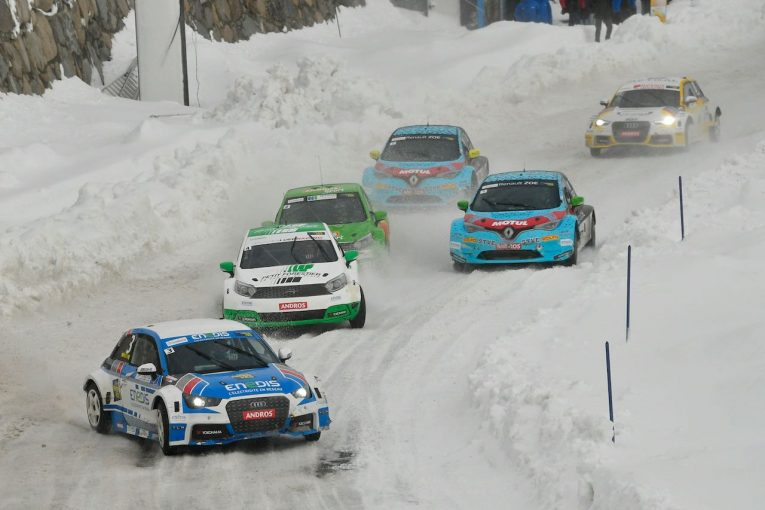 ラリー/WRC | EV氷上戦『アンドロス・トロフィー』第2戦は初日キャンセルも、パニスが開幕から連勝