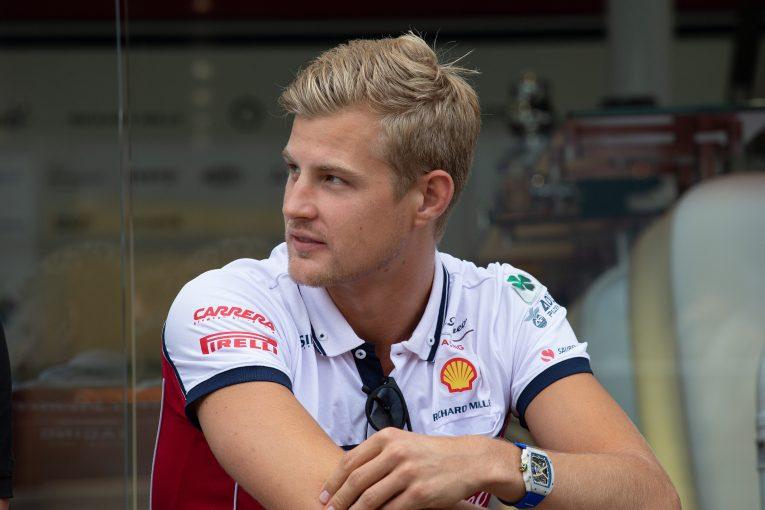 F1 | インディカー参戦のエリクソン、アルファロメオF1とのリザーブドライバー契約も継続の見通し