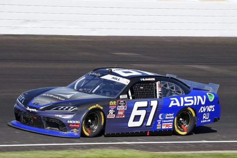 インフォメーション | NASCARスープラ展示&タイヤ交換実演も。グッドイヤー、東京オートサロン2020に出展