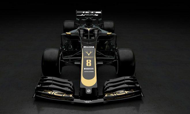 リッチ・エナジーとスポンサーシップを発表したハースF1チーム