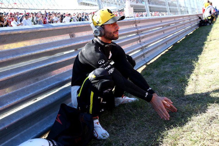 F1 | ルノーF1のリカルド「あまりに速さがなくて当惑したこともあった」