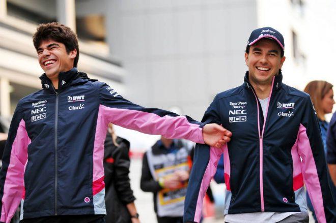 2019年F1 レーシングポイント:セルジオ・ペレス、ランス・ストロール