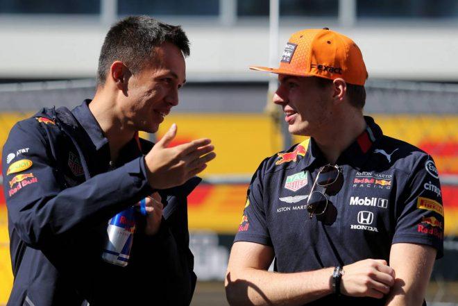 2019年F1 レッドブル・ホンダ:マックス・フェルスタッペン、アレクサンダー・アルボン