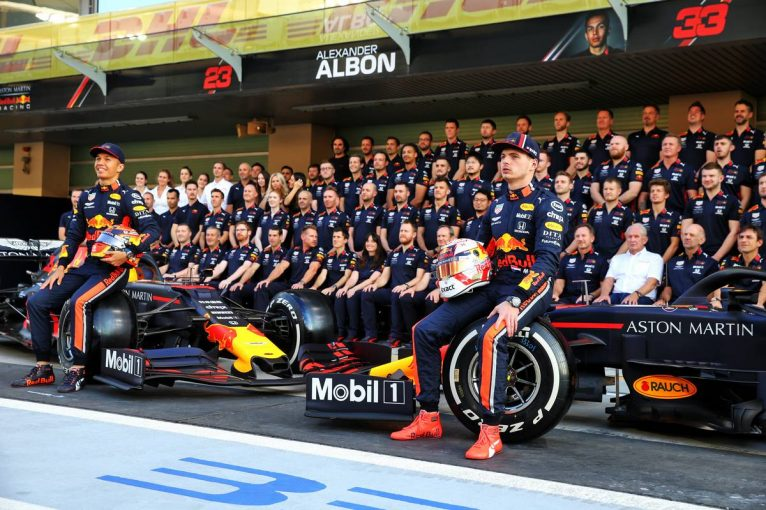F1 | 優勝できる力を証明したレッドブル・ホンダ、常に話題を振りまいたフェラーリ/2019年F1全チームレビュー