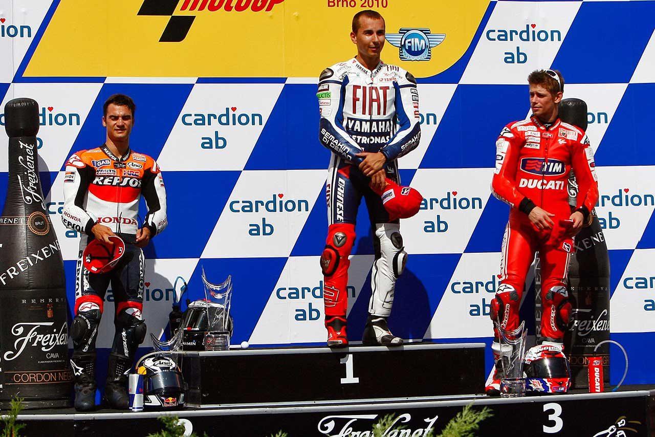 通算5度のタイトルホルダー、ホルヘ・ロレンソがMotoGPで走り続けた18年/(2)最多ポイント数で初タイトルを獲得