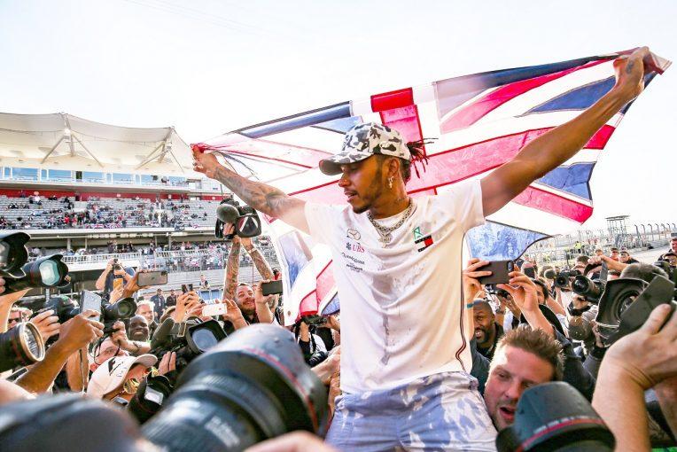F1 | 「10年で最も稼いだスポーツ選手」のトップ10にハミルトンがランクイン