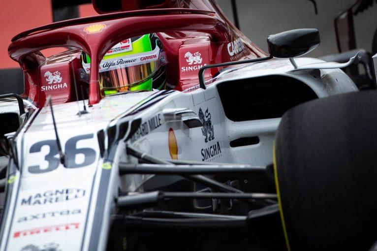 F1 | アルファロメオF1代表「ミック・シューマッハーに2020年テストの予定はない」
