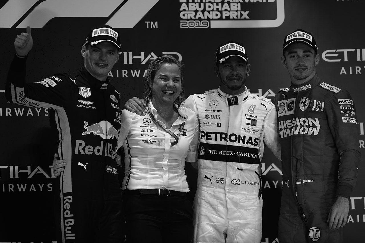 2020年、メルセデスの7連覇はない。レッドブル・ホンダの勝利数を大胆予想【2019年F1考察(2)/尾張正博編】