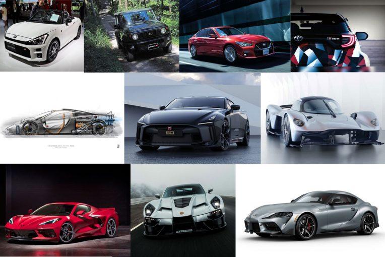 クルマ | 2019年autosport webで話題を集めたクルマは? 市販車アクセスランキングトップ10【4輪編】