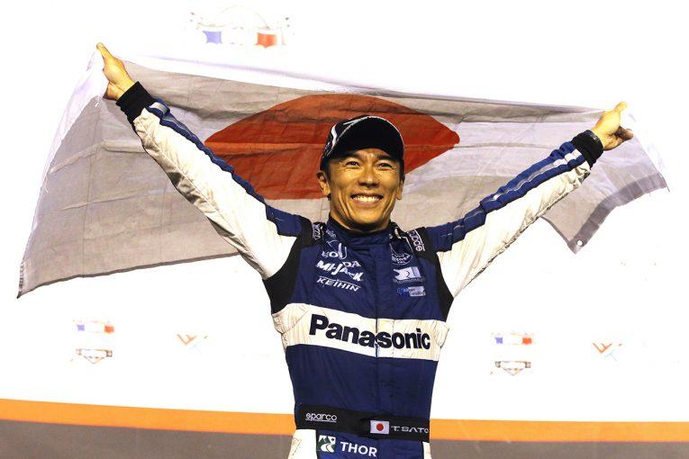 海外レース他 | 佐藤琢磨を追い続ける松本カメラマンが思い出の写真と共に振り返る琢磨のインディカー10年