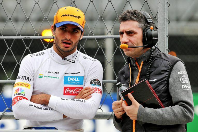 F1   マクラーレンF1チームが上層部の体制を変更。アンドレア・ステラがレーシングディレクターに