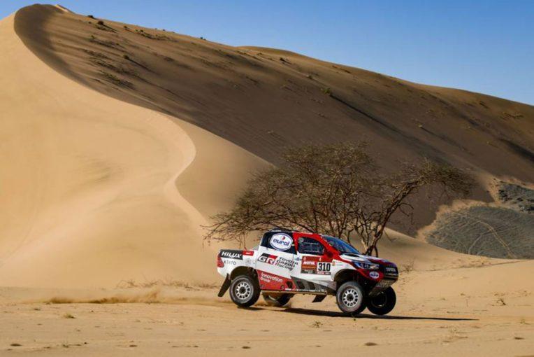 ラリー/WRC | 初の中東開催2020年ダカールラリーが開幕。初挑戦のアロンソは総合11番手で初日を終える
