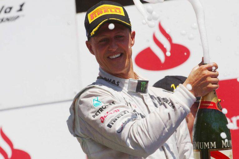 F1 | 「シューマッハーがいなければ我々は成功しなかったはず」メルセデスF1代表、チームの躍進を振り返る