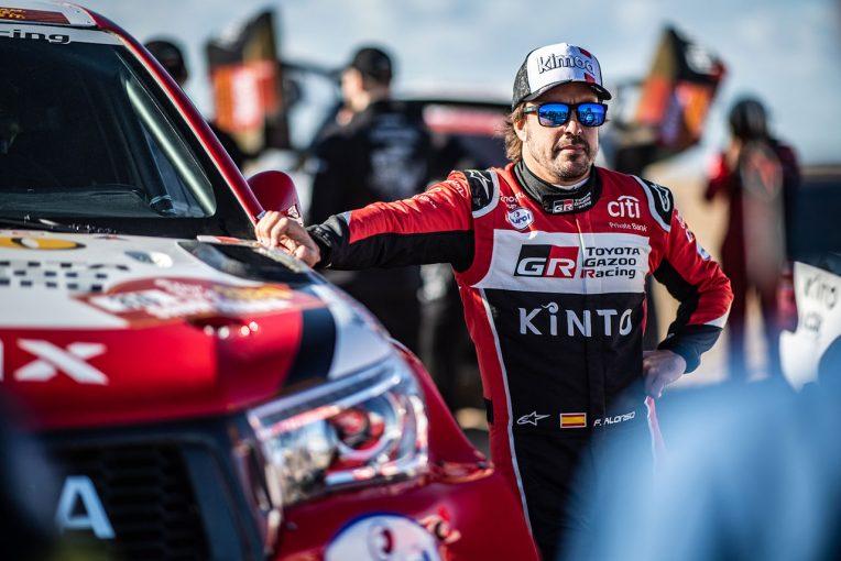 ラリー/WRC   ダカールラリー2020:競技2日目、初挑戦アロンソにダカールの試練。総合ではミニ勢がトップ2