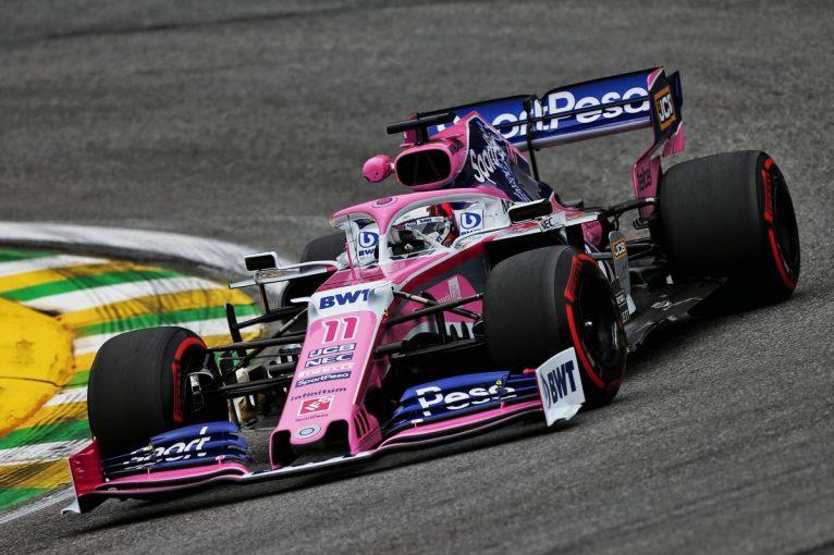 F1 | レーシングポイントF1、2020年型シャシーがクラッシュテストに合格