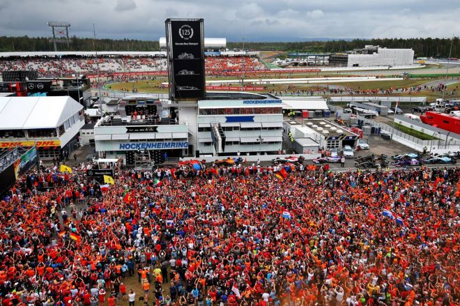 2019年F1ドイツGP(ホッケンハイム)
