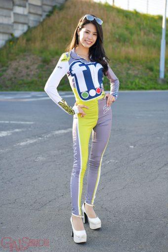 レースクイーン | 星乃サラ(Freem Motorsport Lady)
