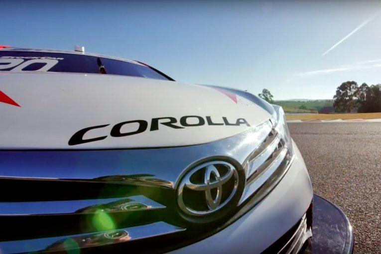 海外レース他 | ストックカー・ブラジル参戦の新型トヨタ・カローラ、初年度は8台投入が確定