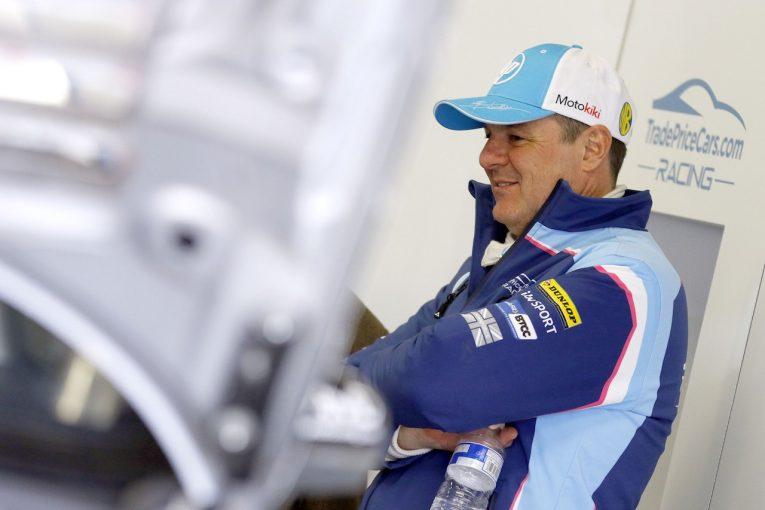 海外レース他 | 元F1ドライバーのマーク・ブランデル、イギリス・ツーリングカーでのタフな1年を終え引退を正式表明