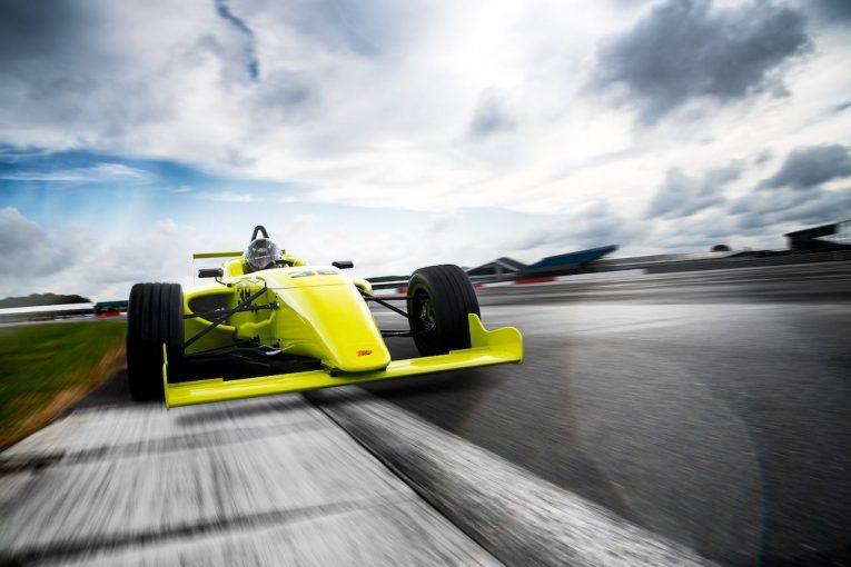 海外レース他 | 童夢製F4シャシーをベースにした新ジュニアEV『ERAチャンピオンシップ』発足へ