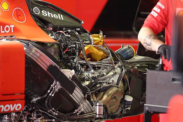 F1 | F1技術解説レビュー フェラーリ:稚拙な戦略ミスや信頼性で本来の実力を出せなかったSF90