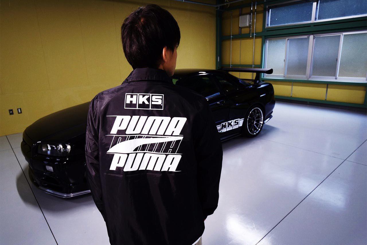 東京オートサロンではプーマブースへ急げ! 超レアなオートサロン限定ロゴ入りアイテムを販売