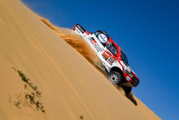 ラリー/WRC | ダカールラリー2020:競技5日目、サインツが2度目のステージ制覇でリード拡大。アロンソは総合18番手