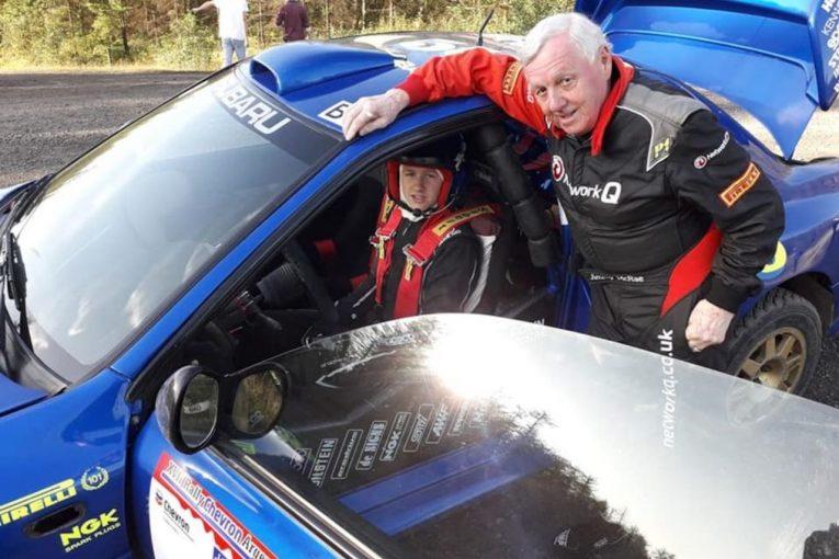 ラリー/WRC | 1995年WRC王者コリン・マクレーの甥、マックスがラリーイベントデビューへ