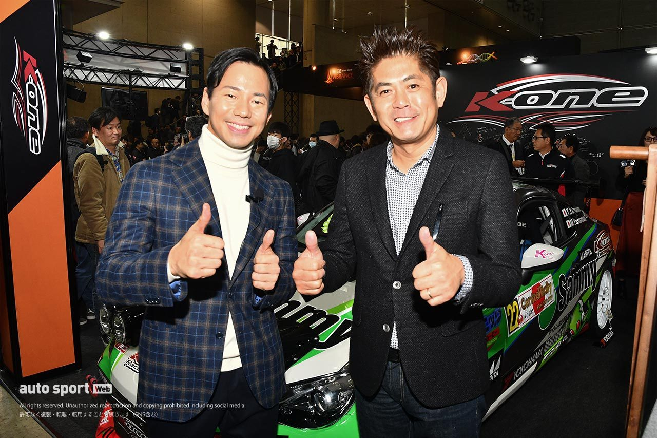 山本左近がWRC参戦を目指しK-one Racing Teamからラリー挑戦。織戸もラリー参戦増加へ
