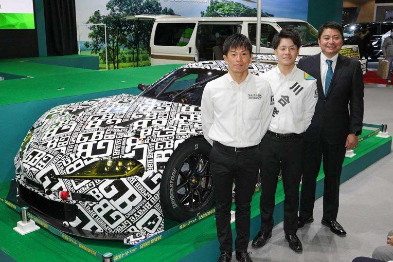 スーパーGT | JAF-GTのGRスープラがGT300参戦! 埼玉トヨペットGreen Braveが2020年スーパーGT体制発表