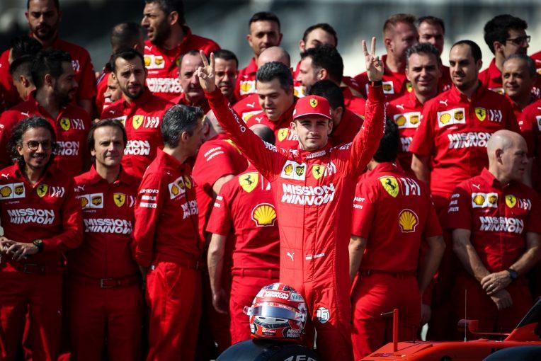 F1 | 「ルクレールはフェラーリでイコールナンバー1の地位を確立した」とプロスト