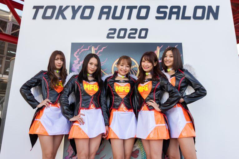 レースクイーン | 【ギャラリー】東京オートサロン2020を彩るコンパニオンギャラリー