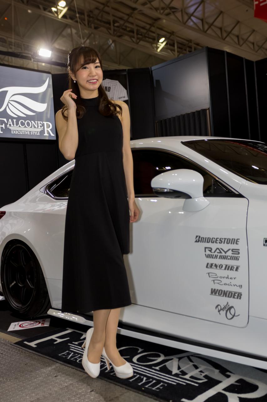 東京オートサロン2020コンパニオンギャラリー<br>浅井マリカ/GENDAI