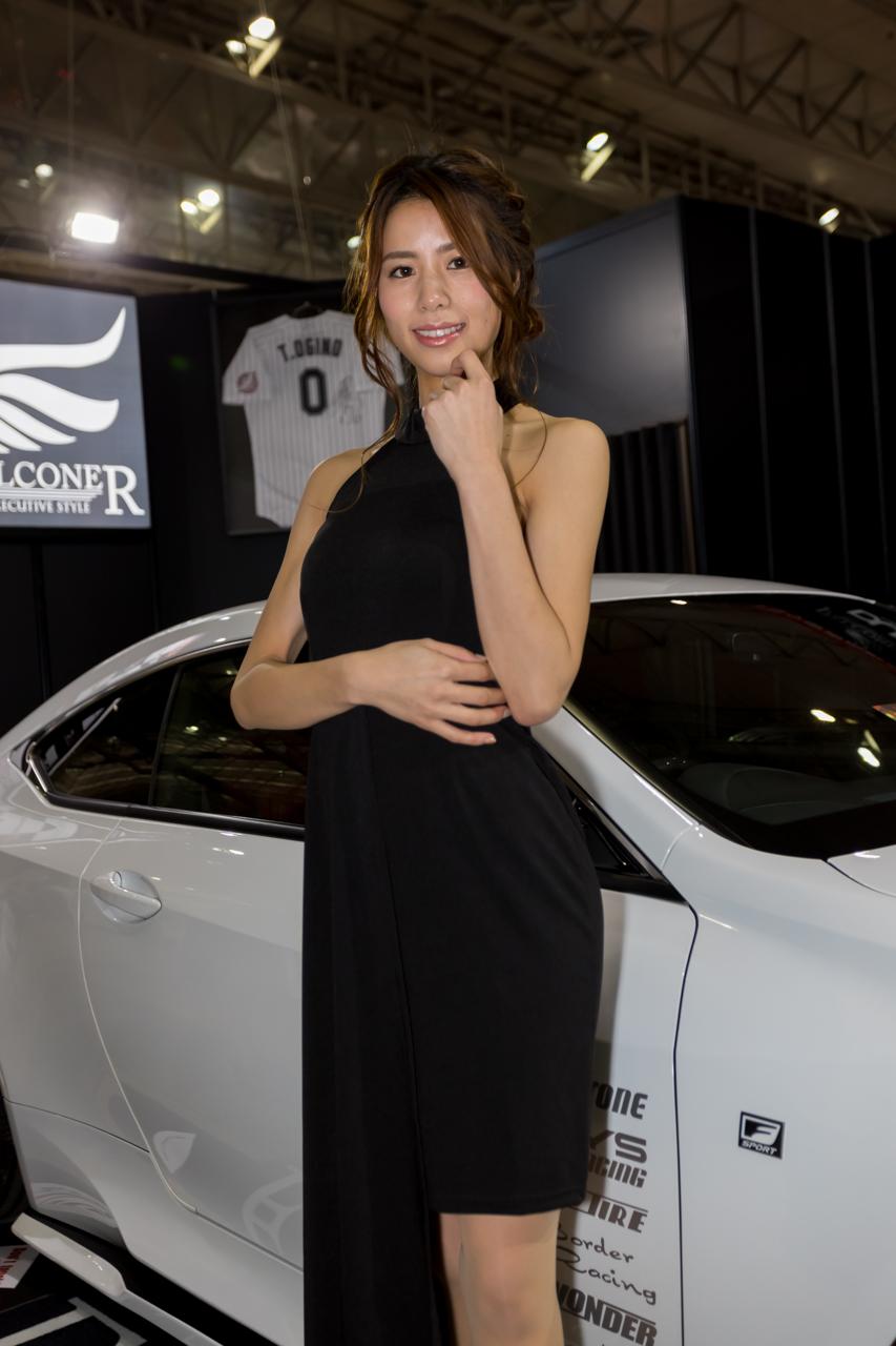 東京オートサロン2020コンパニオンギャラリー<br>星乃サラ/GENDAI