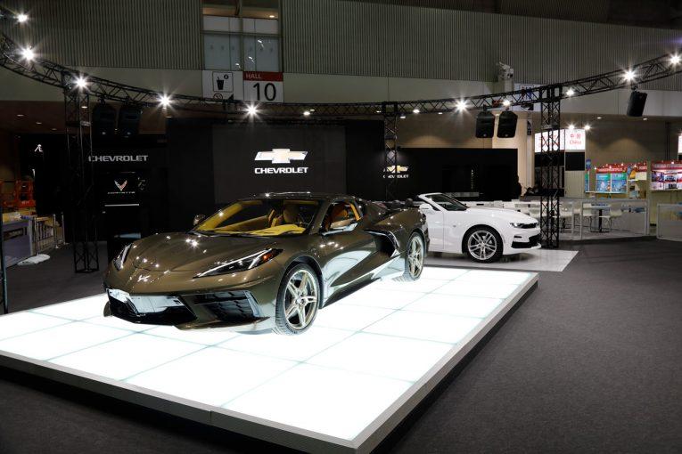 クルマ | 495馬力を発揮するミッドシップの新型コルベット、日本での予約受付をスタート