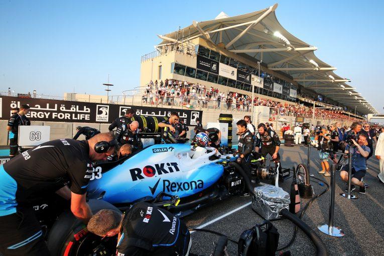 F1   ウイリアムズF1を長年サポートしたスポンサーがマクラーレンへ