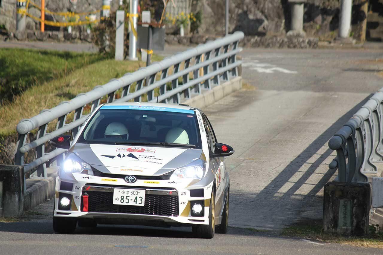 トヨタ・ヴィッツGR SPORT