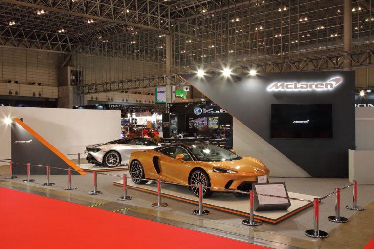 クルマ | マクラーレン、620ps発揮の新グランドツアラー『GT』お披露目「2020年も新モデルを続々投入予定」