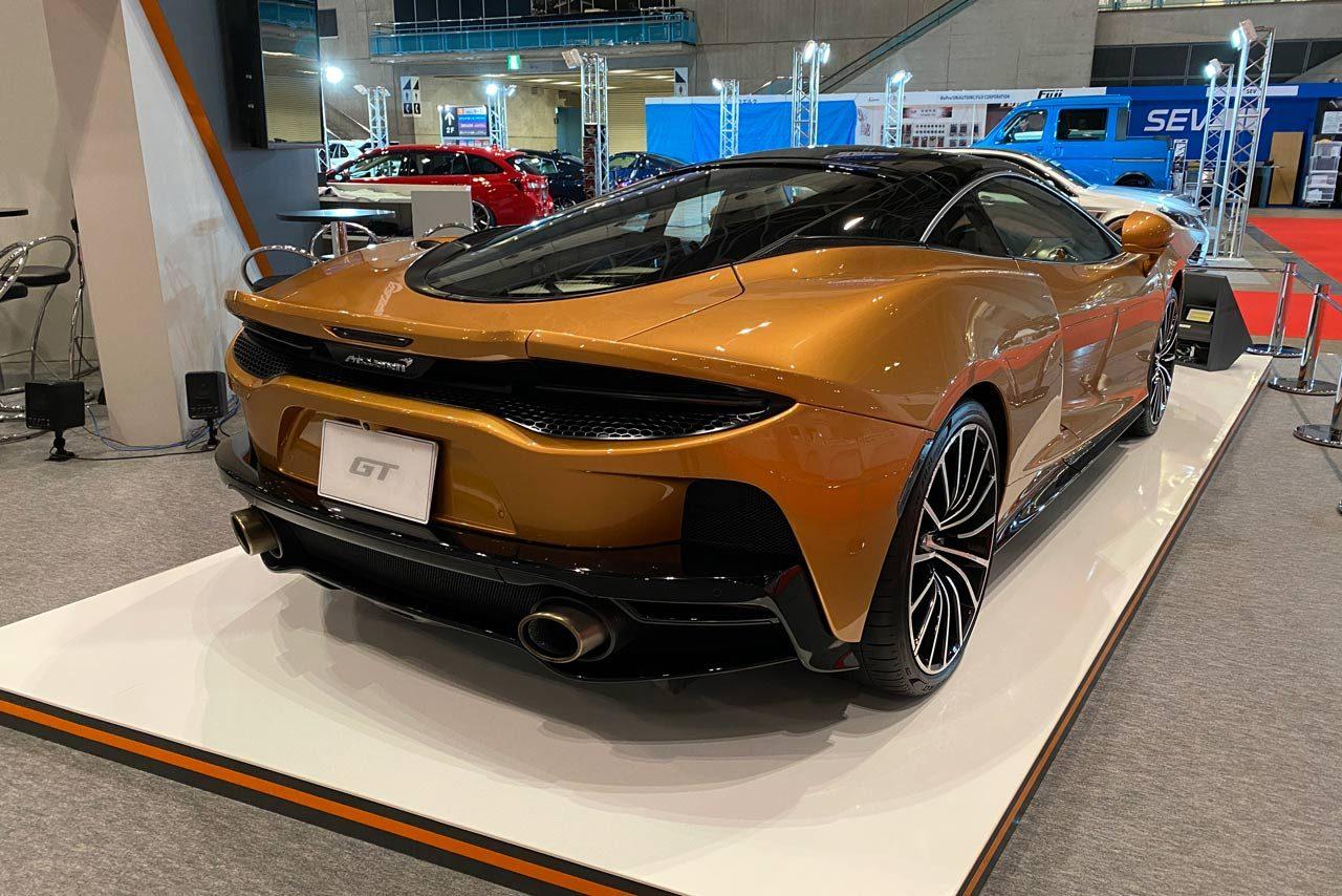 マクラーレン、620ps発揮の新グランドツアラー『GT』お披露目「2020年も新モデルを続々投入予定」