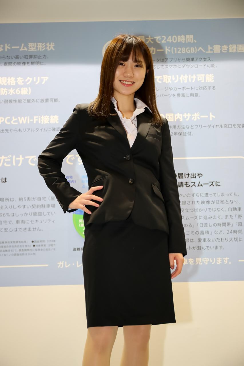 東京オートサロン2020コンパニオンギャラリー<br>小澤汐里/エクシズルライン