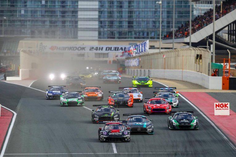ル・マン/WEC | ドバイ24時間:ブラックファルコンのメルセデスが優勝。GT4は柳田組アトラスBXが優勝を飾る