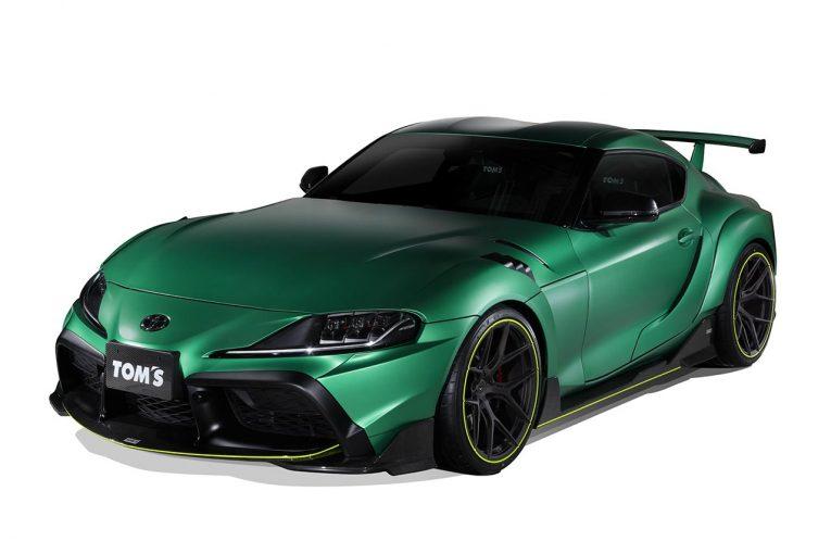 クルマ | トムスからモータースポーツの知見を生かした特別限定車『TOM'S SUPRA』と『TOM'S CENTURY』発表
