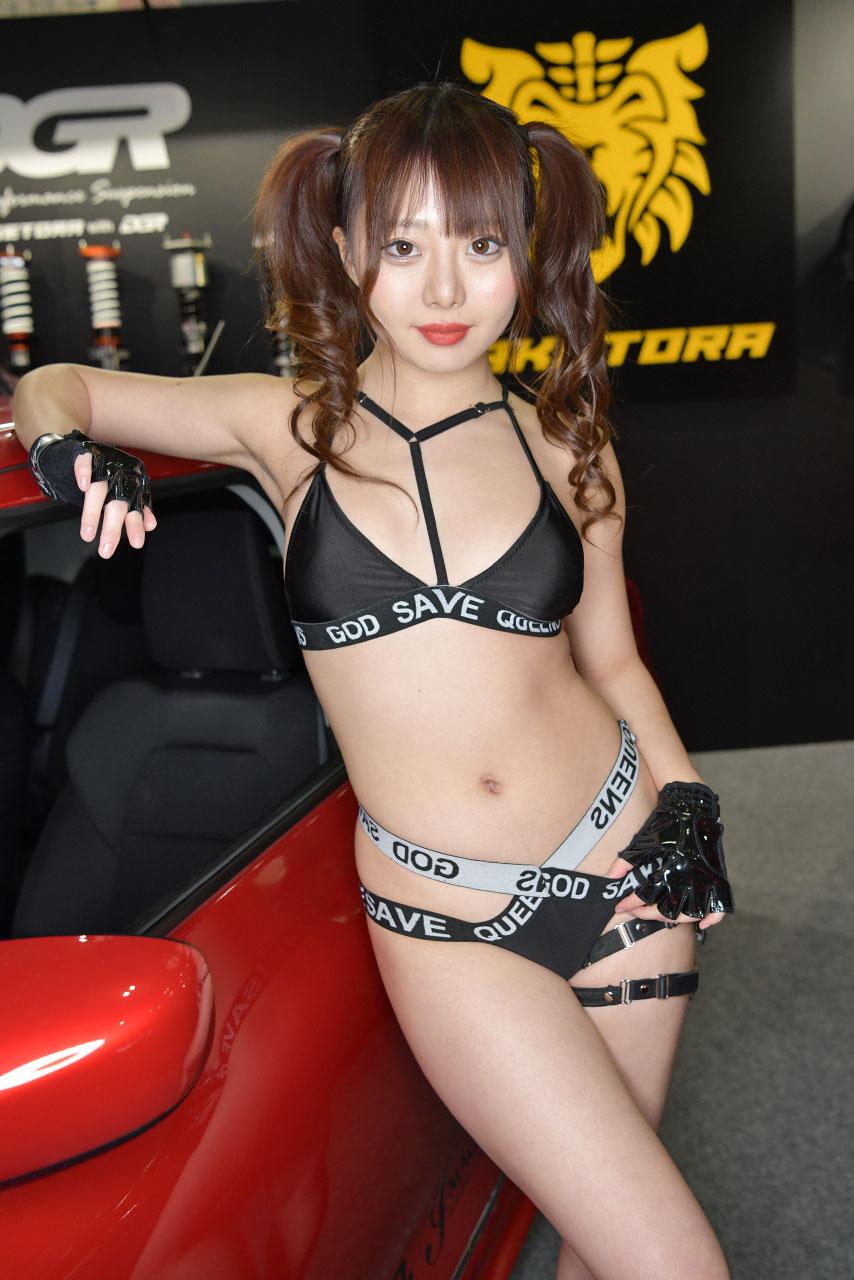 東京オートサロン2020コンパニオンギャラリー<br>TAKETORA/杏ちゃむ